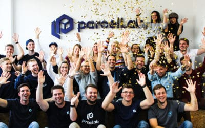 Celebrating 5 years of parcelLab!