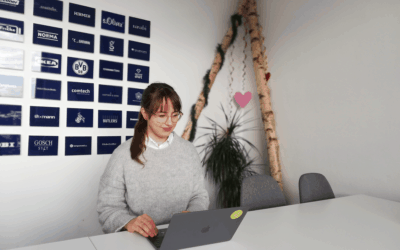 Inside parcelLab: Interview with Isabel