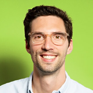 parcelLab founder and CEO Tobias Buxhoidt