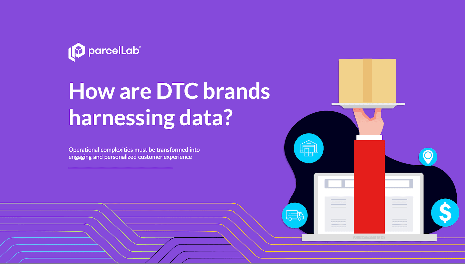 How are DTC brands harnessing data?